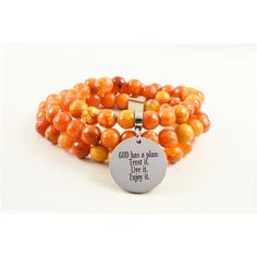 Pink Box Genuine Inspirational Hybrid Faceted Bracelet/Necklace Agate... ($13) ❤ liked on Polyvore featuring jewelry, necklaces, blue, jewelry & watches, pink agate necklace, faceted necklace, orange necklace, stretchy necklace and blue necklace
