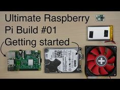 Ultimate Raspberry Pi Build #01 - Getting started - YouTube