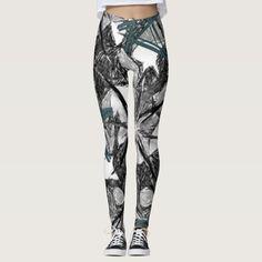 black green gray leggings long teenager