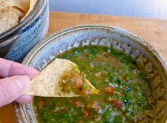 Fresh Salsa Mexican from Jerez with just 1 Weight Watchers PointsPlus value - easy and so delicious