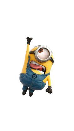 Despicable Me Minion Catch Apple Design iPhone 6 Plus Case Cute Minions Wallpaper, Minion Wallpaper Iphone, Mobile Wallpaper Android, Cute Disney Wallpaper, Cute Cartoon Wallpapers, Wallpapers Android, Cellphone Wallpaper, Hd Wallpaper, Minions Love