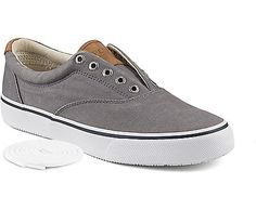 Sperry Top-Sider Striper CVO Salt Washed Twill Sneaker
