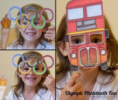 Olympic Photobooth