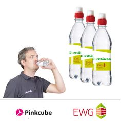 Die EWG Dresden, als einer der Organisatoren des 5. Westhanglaufes in Gorbitz, wirbt mit bedruckten Wasserflaschen im eigenen Design. Für den Westhanglauf orderte die EWG tolle Werbeflaschen bei uns und nutzt sie effektiv als Werbemittel.