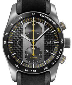 Porsche Design Chronograph 911 GT2 RS Watch | aBlogtoWatch