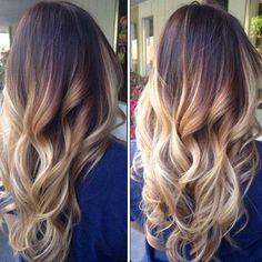 #hairgoal #wishlist #balayage  #ombre  #vancouver #pinterest #repost #notmyhair
