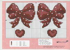 Cross Stitch Boards, Just Cross Stitch, Cross Stitch Heart, Cross Stitching, Cross Stitch Embroidery, Embroidery Patterns, Cross Stitch Patterns, Crochet Chart, Minnie