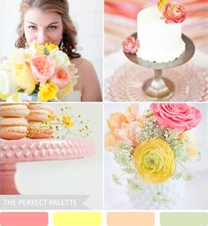 Wedding Colors - Wedding Color Palette | Wedding Planning, Ideas & Etiquette | Bridal Guide Magazine Over 200 + color combos! #weddingsatMDZoo #weddingcolors