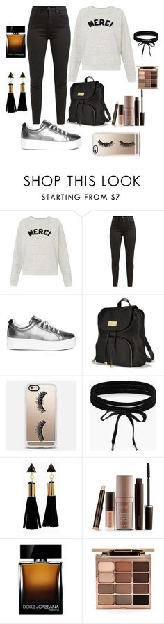 """""""piedad-mercy"""" by luli-sol-rodriguez-f ❤ liked on Polyvore featuring Whistles, Levi's, Kenzo, Victoria's Secret, Casetify, Boohoo, Laura Mercier, Dolce&Gabbana and Stila"""