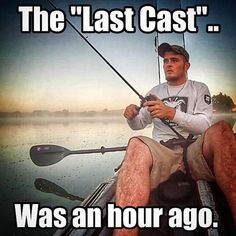 Haha this is me everytime I go fishing!!! #bassfishing #BassFishingJunkies by bassfishingjunkiesJanuary 22, 2016 at 04:42PM