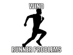 one word... Wind! One of the worst trainers ever. #RunnerProblems.