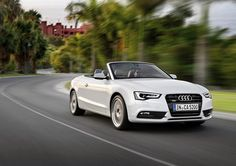 Audi A5 Cabrio #windscreen #audia5 #windblocker http://www.windblox.com/