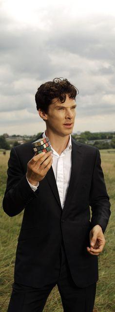 Benedict Cumberbatch - Star of Sherlock