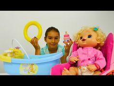 Öykü İle Piknikte Yemek Yapıp Yiyoruz - Kız Çocuk Videosu - YouTube