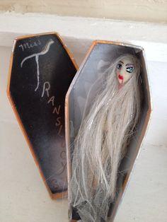 Translucy Spirit  Ghost  Doll  Dame Darcy Gothic  by DameDarcy