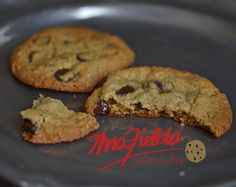 Mrs. Fields Gluten Free Chocolate Chip Cookies  from Gluten Free on a shoestring   these are great!  1st GF cookies that have no aftertaste and taste like real CC cookies
