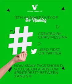 Today, we're celebrating the anniversary of the #hashtag. Chris Messina is the mind behind this useful innovation.   #HashtagDay #SocialMedia Social Networks, Social Media, Chris Messina, Best Time To Post, Digital Story, Meet The Team, Hashtags, Digital Marketing, Innovation
