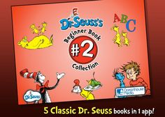 Free Amazon Android App of the day for 3/15/2017 only! Normally $14.99 but for today it is FREE!!   Dr. Seuss Beginner Book Collection #2 Product Features ENCOURAGE literacy skills with highlighted narration FOLLOW along with three fun ways to read! LEARN new vocabulary with tappable words TAP objects to hear their name >>>>>>>>>>>>>