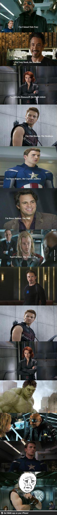 Yup Just Thor....