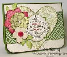 Add Ink and Stamp: Sale-a-bration 2013