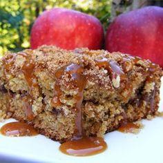 Apple Butter Spice Cake - Allrecipes.com