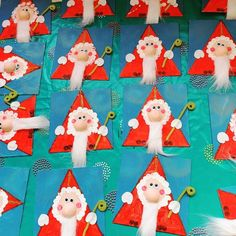 Saint Nicolas, Kindergarten, Projects To Try, Christmas Ornaments, Holiday Decor, Christmas Jewelry, Kindergartens, Christmas Decorations, Preschool