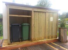 Opbergkast tuin - onze tuinkast maakt een garage of opvallend groot tuinhuisje overbodig. Berg alle spullen op zonder ruimte in te leveren. Bekijk de kasten