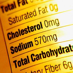 he Cholesterol portion of the nutritional label refers to dietary cholesterol, which is only one of the things found in food that can cause your cholesterol to go sky-high. (A bigger contributor to elevated cholesterol? A high-fat diet.) It's also believed to be the least important. Saturated fat (found in animal foods and dairy products) and trans fats (found in packaged foods) appear to have a far greater impact on low-density lipoprotein (LDL), the so-called bad cholesterol that causes…