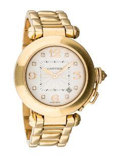 Cartier Pasha de Cartier Watch