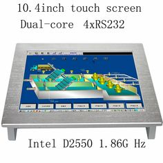 Hot Sale Inch All In One Touch Screen iPC the Best Selling Industrial Panel PC Linux and Windows system Linux, Mini Itx, Windows System, Serial Port, Software Support, Multi Touch, 4gb Ram, Pc Computer, Technology