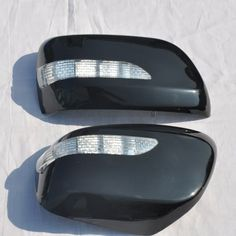 100.00$  Buy now - http://alitzh.worldwells.pw/go.php?t=941976498 -  LED Door Side Mirror Cover For Toyota Land Cruiser 200 LC 200 Accessories 100.00$