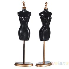 Bluelans Display Holder Dress Clothes Gown Mannequin Model Stand 9.8 For Barbie Doll #clothing,#shoes,#jewelry,#women,#men,#hats,#watches,#belts,#fashion,#style