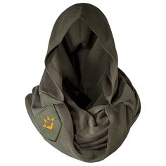 Stay warm and look cool this winter with this Destiny Hunter Cape Scarf. This oversized scarf with built-in hood looks just like the classic Hunter design. It is a soft cotton-mix knit fabric that keeps Guardians warm and cozy. There's nothing better than being warm and cozy. Plus you will always #airsoft #equipamentosairsoft #pistolasairsoft #fuzilairsoft
