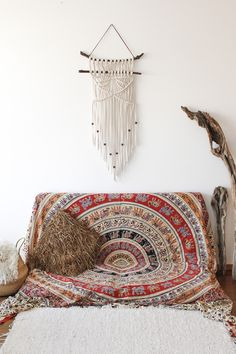 Macrame Wall Hanging 'Jane'