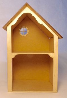 1:24 scale miniature dollhouse kit by RedCottageMiniatures on Etsy