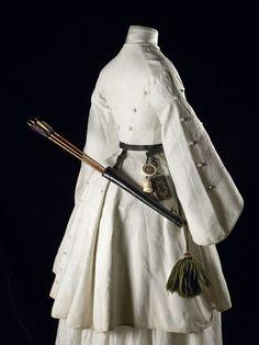 "~Side View ""Archery Jacket"" c. 1855~"