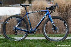 Ben Gomez Villafañe's Specialized Crux Pro CX1. 2016 Cyclocross National Championships. © R. Riott / Cyclocross Magazine