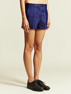 Ann Demeulemeester Women's Aspect Shorts | LN-CC