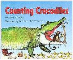 Counting Crocodiles by Judy Sierra