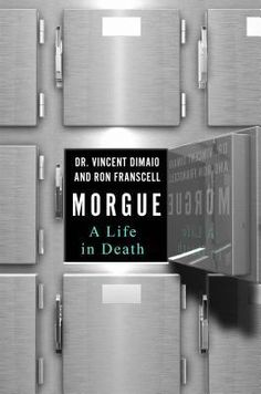 The 44 best 2016 dewey decimal challenge images on pinterest morgue a life in death dr vincent di maio ron franscell 61607092 fandeluxe Image collections