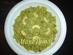 Pure Veg Recipes from ManeThindi!: CASHEW TINDORA(IVY GOURD)CURRY