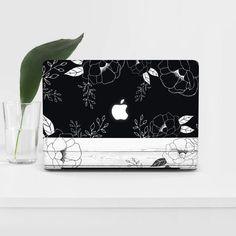 Macbook Air 13 Case flower Macbook Pro 13 Case Wooden Macbook   Etsy Macbook Pro 13, Macbook Air 11 Case, Macbook Pro Wallpaper, Retina Display, Xmas Gifts, Make It Yourself, Prints, Models, Etsy