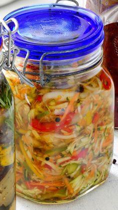 Salsa, Mason Jars, Mexican, Ethnic Recipes, Food, Garden, Diet, Zucchini, Preserves
