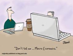 Everything's bigger in macroeconomics class!