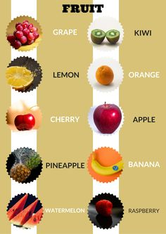 What is your favourite fruit? :)