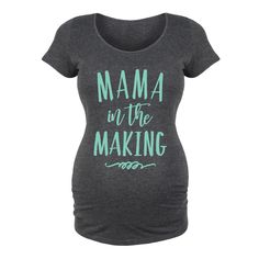 Mama in the Making Maternity Tee