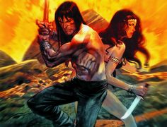 Conan the Barbarian Gallery Images Posters Wallpapers