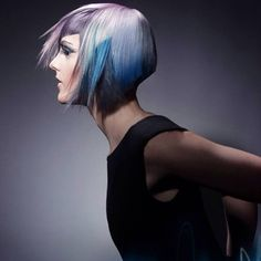 Canadian Wella Trend Vision Awards People's Choice Award Samantha instagram.com/texturehair