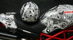 Sharpie Edition Ducati | Sharpie Markers Official Blog