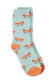 Fox Crew Socks - Womens accessories, jewellery and bags | shop online | Forever 21 - Socks & Tights - 2000078150 - Forever 21 EU